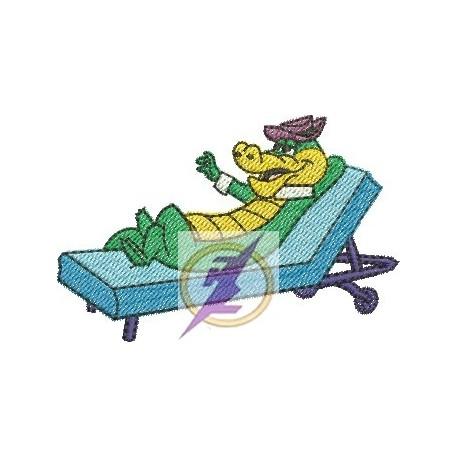 Wally Gator 03 - Pequeno