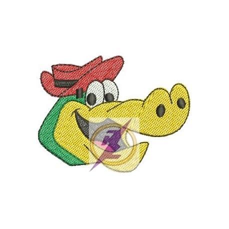 Wally Gator 04 - Pequeno