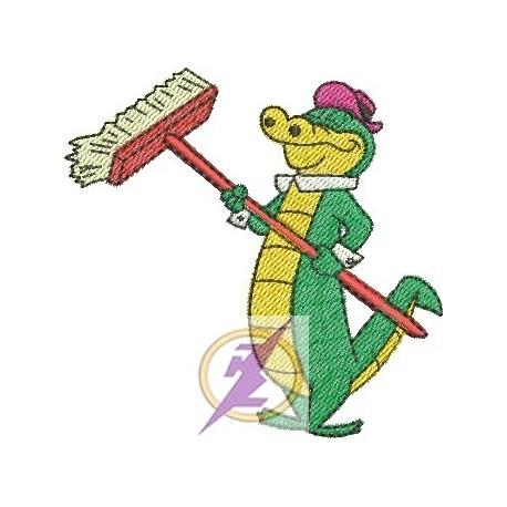 Wally Gator 05 - Pequeno
