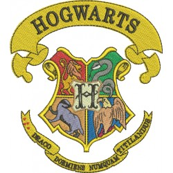 Hogwarts 02 Médio