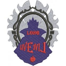 Brasão Long Live Evil 02