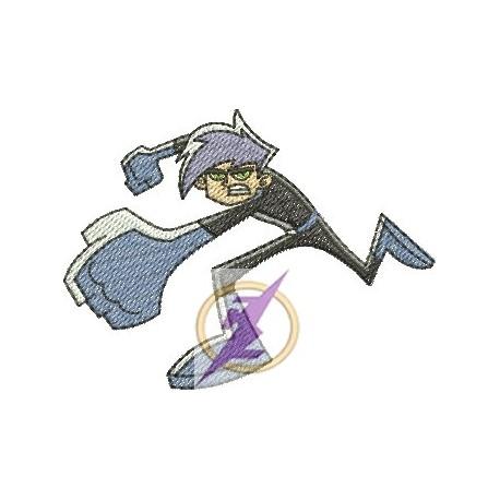 Danny Phantom 05 - Pequeno