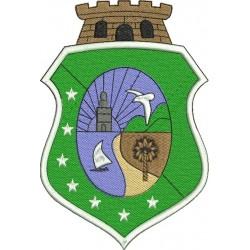 Brasão do Estado do Ceará - Grande