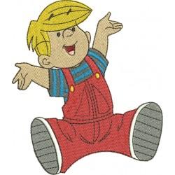 Dennis, o Pimentinha 00 - Pequeno