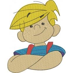 Dennis, o Pimentinha 01 - Pequeno