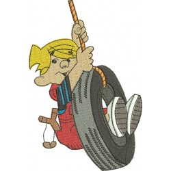 Dennis, o Pimentinha 04 - Pequeno