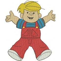 Dennis, o Pimentinha 11 - Pequeno