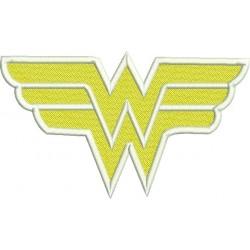 Logo Mulher Maravilha 02 - Grande