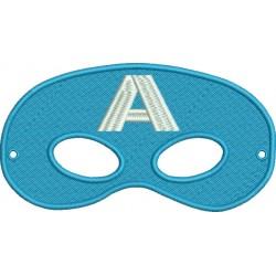 Máscara do Capitão América 00