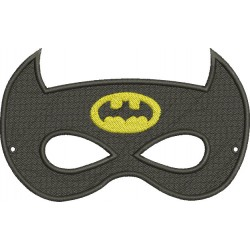Máscara do Batman 00