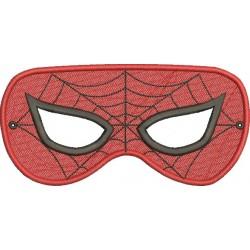 Máscara do Homem Aranha 00
