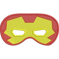 Máscara do Homem de Ferro 00
