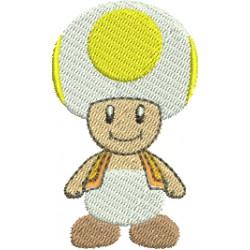Toad Super Mario 02