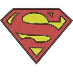 Símbolo do Super Homem 01 - Grande
