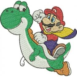 Super Mario & Yoshi
