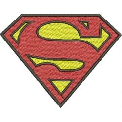 Símbolo do Super Homem 01 - Médio