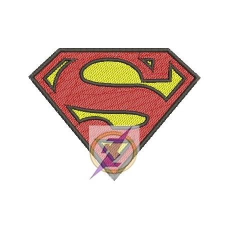 Símbolo Super Homem 01 - Pequeno