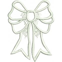 Laço Branco 16