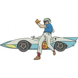Speed Racer 01 Grande