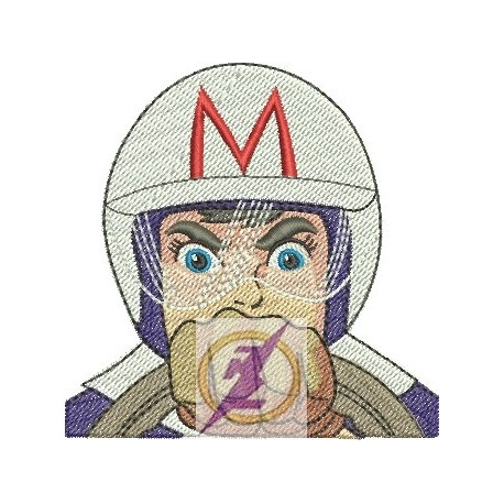 Speed Racer 05 - Pequeno