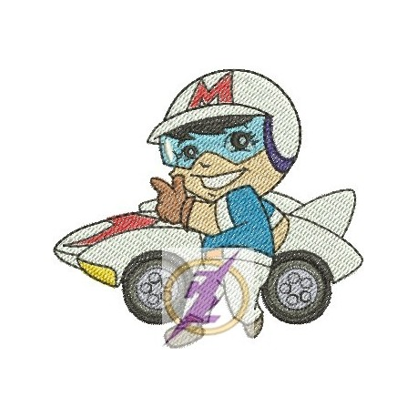 Speed Racer 09 - Pequeno