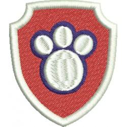 Escudo Patrulha Canina 09