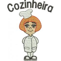 Cozinheira 06