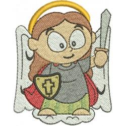 Anjo Miguel - Pequeno
