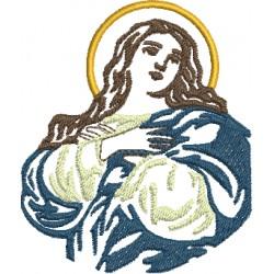 Nossa Senhora da Conceição 02 - Três Tamanhos