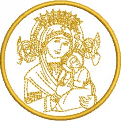 Nossa Senhora do Perpétuo Socorro - Três Tamanhos