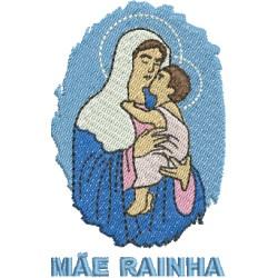 Nossa Senhora Maria Rainha - Três Tamanhos