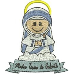 Madre Teresa de Calcutá - Pequeno