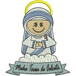 Madre Teresa de Calcutá - Três Tamanhos