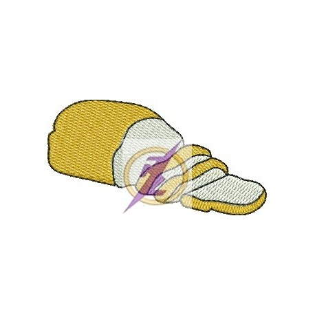 Pão Fatiado 01