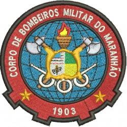 Brasão Bombeiro Militar do Maranhão