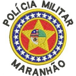 Brasão Polícia Militar do Maranhão