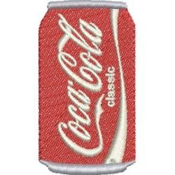 Lata de Coca-Cola