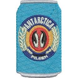 Lata Cerveja Antartica