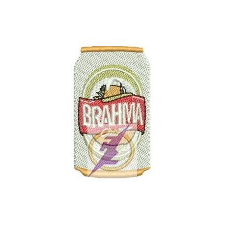 Lata Cerveja Brahma