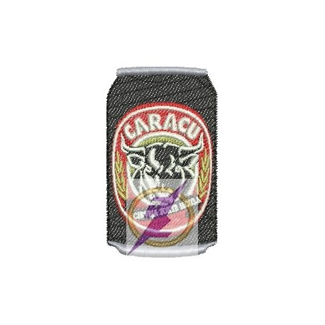 Lata Cerveja Caracú