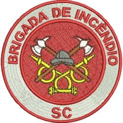 Brigada de Incêndio de Santa Catarina