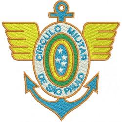 Brasão Círculo Militar de São Paulo