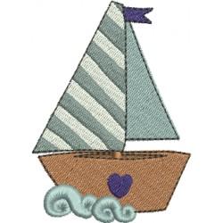 Barco de Brinquedo 02