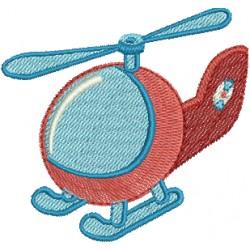Helicóptero de Brinquedo