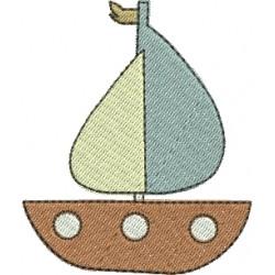Barco de Brinquedo 03