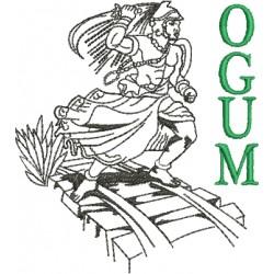Ogum 03 - Três Tamanhos