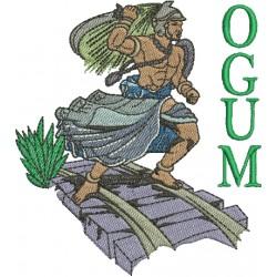 Ogum 05- Três Tamanhos