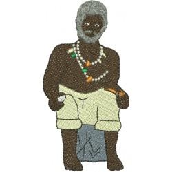 Pai Joaquim de Angola - Três Tamanhos
