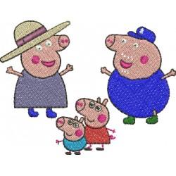Família Pig 00
