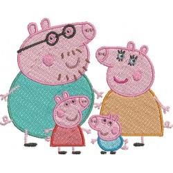 Família Pig 01